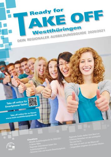 Ready for TAKE OFF 2020/2021 Westthüringen (Auflage 7)