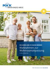 Maßnahmen zur Wohnraumanpassung im Main-Kinzig-Kreis (Auflage 1)