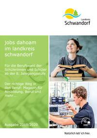 Jobs dahoam im Landkreis Schwandorf (Auflage 1)