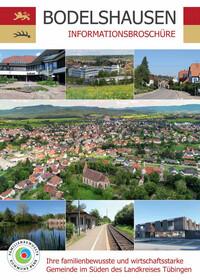 Bürgerinformationsbroschüre Bodelshausen (Auflage 2)