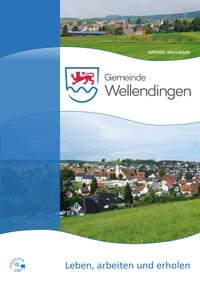 Gemeinde Wellendingen Leben, arbeiten und erholen (Auflage 7