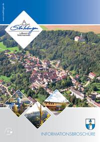 Stadt Stühlingen Informationsbroschüre (Auflage 8)