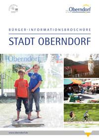 Stadt Oberndorf Bürger-Informationsbroschüre (Auflage 10)