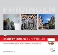 Informationen für Bürgerinnen und Bürger der Stadt Fridingen an der Donau (Auflage 3)