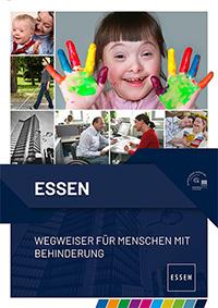 WEGWEISER FÜR MENSCHEN MIT BEHINDERUNG Stadt Essen (Auflage 2)