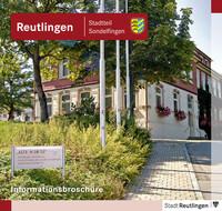 Informationsbroschüre für Reutlingen Stadtteil Sondelfingen (Auflage 2)