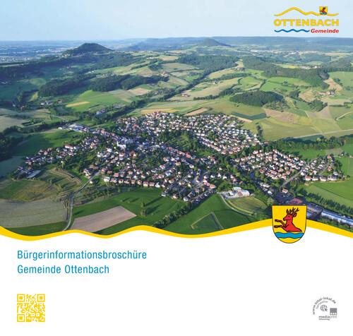 Gemeinde Niederau - Informationsbroschüre (Auflage 3)