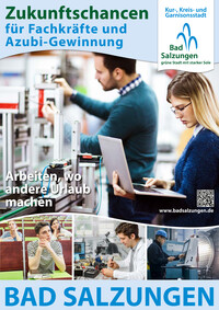 Zukunftschancen für Fachkräfte in der Stadt Bad Salzungen (Auflage 1)