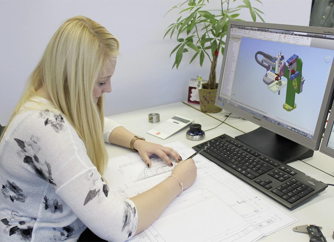 Technischer Produktdesigner (m/w/d)