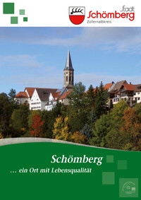 Stadt Schömberg ein Ort mit Lebensqualität (Auflage 3)
