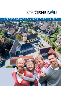 Informationsbroschüre Stadt Rheinau (Auflage 10)