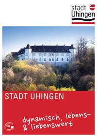 Dynamisch, lebens- und liebenswert Stadt Uhingen (Auflage 8)