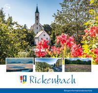 Bürgerinformationsbroschüre Gemeinde Rickenbach (Auflage 2)