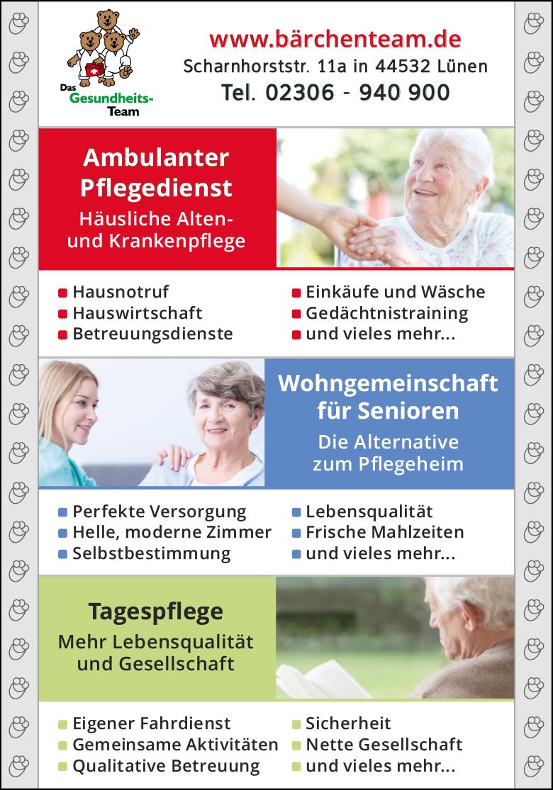 Das Gesundheitsteam Uwe Schnell GmbH