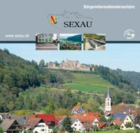 Bürgerinformationsbroschüre der Gemeinde Sexau (Auflage 1)