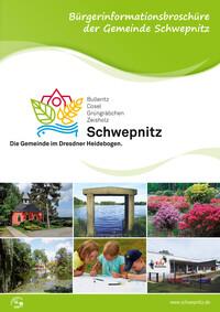 Bürgerinformationsbroschüre der Gemeinde Schwepnitz (Auflage 3)