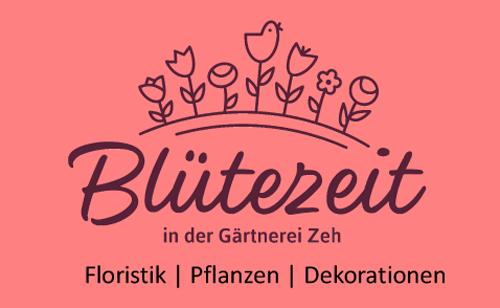 Blütezeit in der Gärtnerei Zeh