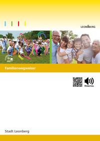 Familienwegweiser der Stadt Leonberg (Auflage 4)