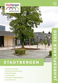 Stadtbergen Jahresplaner 2020 (Auflage 4)