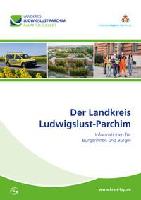 Der Landkreis Ludwigslust-Parchim Informationen für Bürgerinnen und Bürger (Auflage 4)