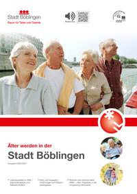 Älter werden in der Stadt Böblingen (Auflage 3)