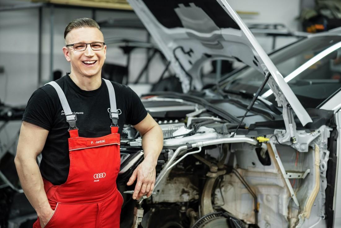 Karosserie- und Fahrzeugbaumechaniker (m/w/d)