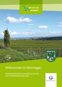 Willkommen im Wonnegau Bürgerinformationsbroschüre der Verbandsgemeinde (Auflage 1)