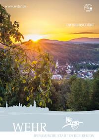 Informationsbroschüre der Stadt Wehr (Auflage 6)