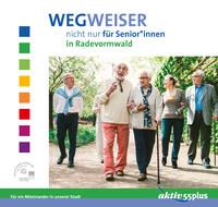 Wegweiser nicht nur für Senior*innen in Radevormwald (Auflage 2)