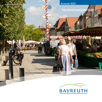 Seniorenwegweiser Bayreuth Ausgabe 2020 (Auflag 4)