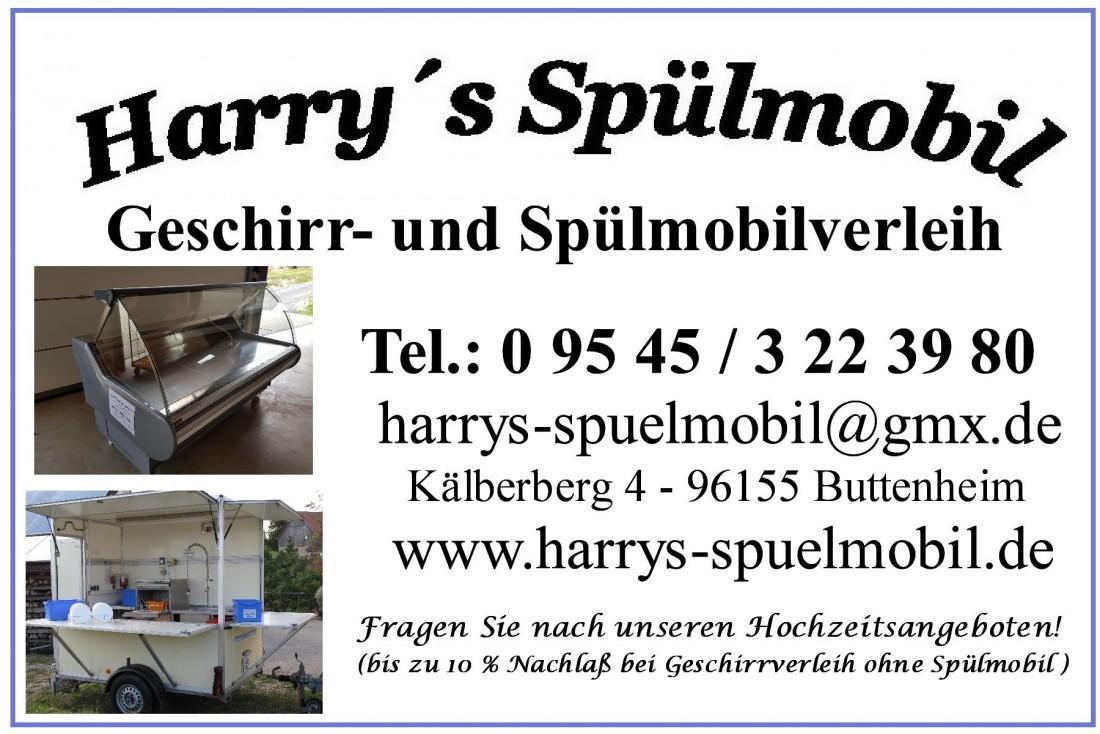 Harry's Spülmobil- und Geschirrverleih