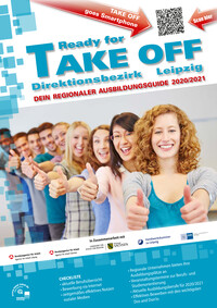 Ready for Take Off 2020/2021 - Magazin für Ausbildung, Beruf und mehr... Leipzig (Auflage 12)