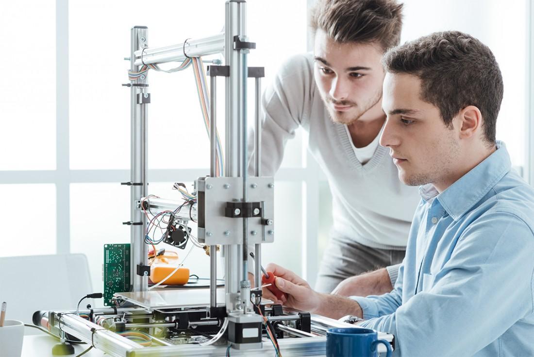 Duales Studium - Fachrichtung Mechatronik
