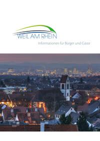 Informationen für Bürger und Gäste - Weil am Rhein (Auflage 12)
