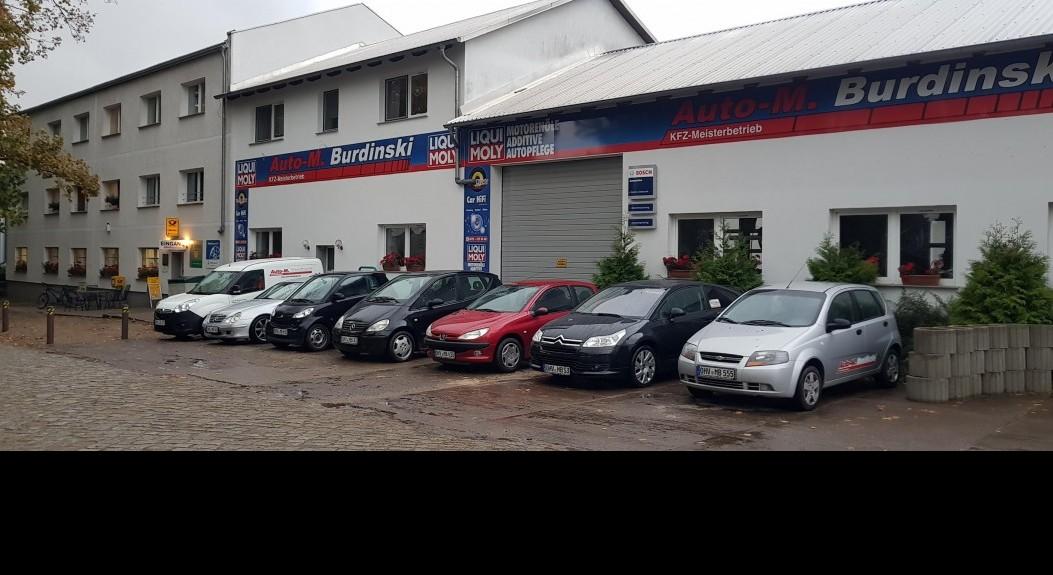 Auto- M. Burdinski GmbH