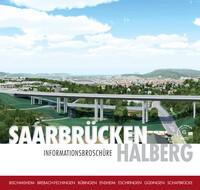 Informationsbroschüre Saarbrücken Halberg (Auflage 3)