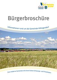 Informationsbroschüre der Gemeinde Villingendorf (Auflage 1)