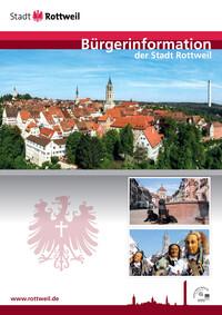 Die Bürgerinformation der Stadt Rottweil (Auflage 13)
