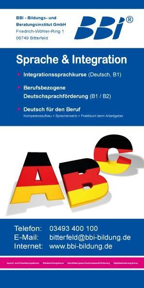 Sprachkurs - Deutsch