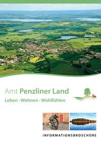 Informationsbroschüre Amt Penzliner Land (Auflage 5)