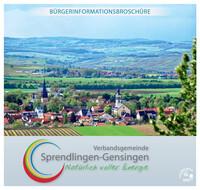Bürgerinformation Verbandsgemeinde Sprendlingen-Gensingen (Auflage 3)
