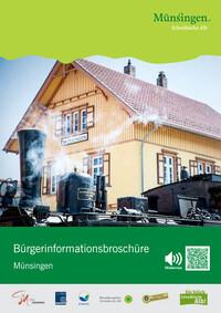 Münsingen Bürgerinformationsbroschüre (Auflage 2)