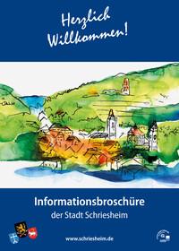 Informationsbroschüre der Stadt Schriesheim (Auflage 15)