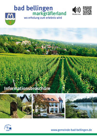 Bad Bellingen Markgräflerland wo Erholung zum Erlebnis wird (Auflage 6)