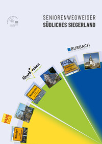 Seniorenwegweiser Südliches Siegerland (Auflage 4)