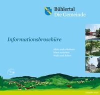 Bühlertal Informationsbroschüre (Auflage 14)