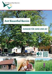 Amt Biesenthal-Barnim Zuhause für Jung und Alt (Auflage 1)