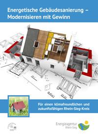 Energetische Gebäudesanierung – Modernisieren mit Gewinn im Rhein-Sieg-Kreis (Auflage 2)