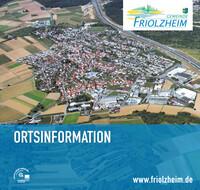 Ortsinformation der Gemeinde Friolzheim (Auflage 4)