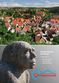 Informationen für Bürger der Stadt Veringenstadt (Auflage 2)